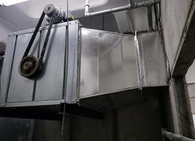 山东厨房排烟罩安装