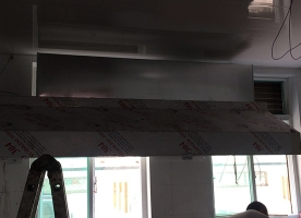 济南酒店厨房排烟罩厂家