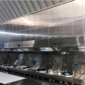单位厨房运水烟罩